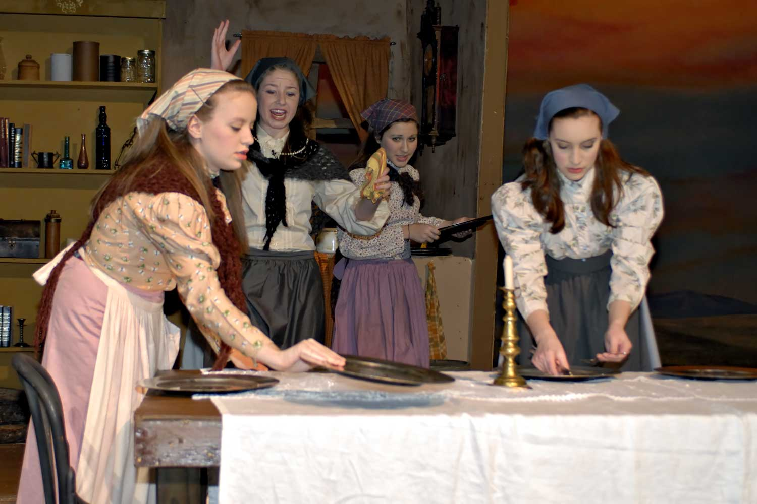 Shepton High School - Fiddler on the Roof