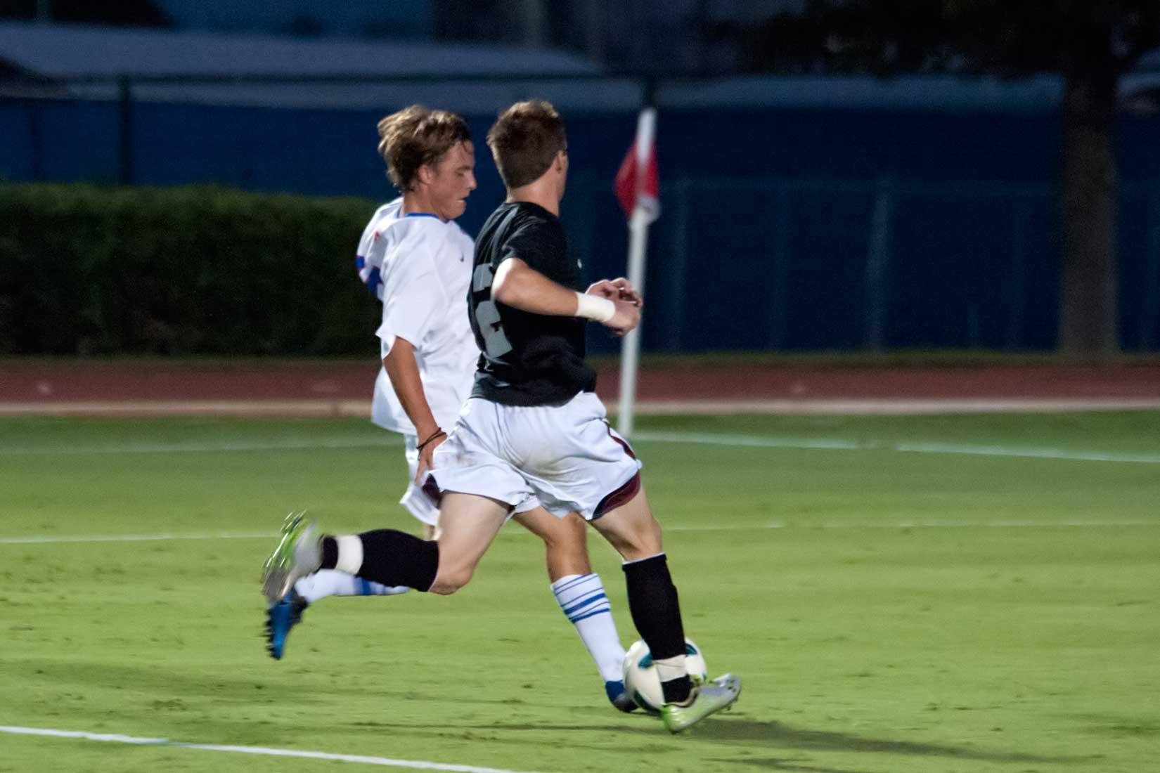 SMU Soccer vs. University of South Carolina - Photos by ... Soccer 24