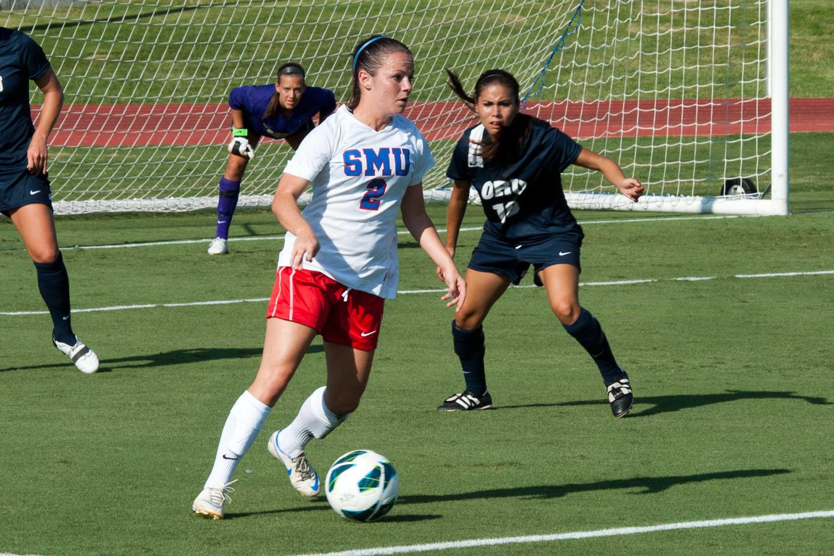 SMU Soccer vs. Oral Roberts University - Photos by Doug Fejer Soccer 24