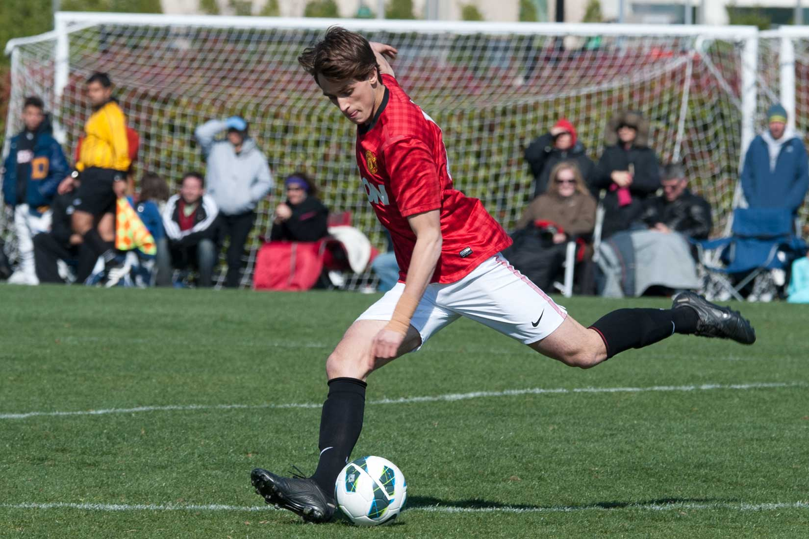 new style 972b8 9ed3d Manchester United vs. Dallas Texans Academy 2013 Dallas Cup ...