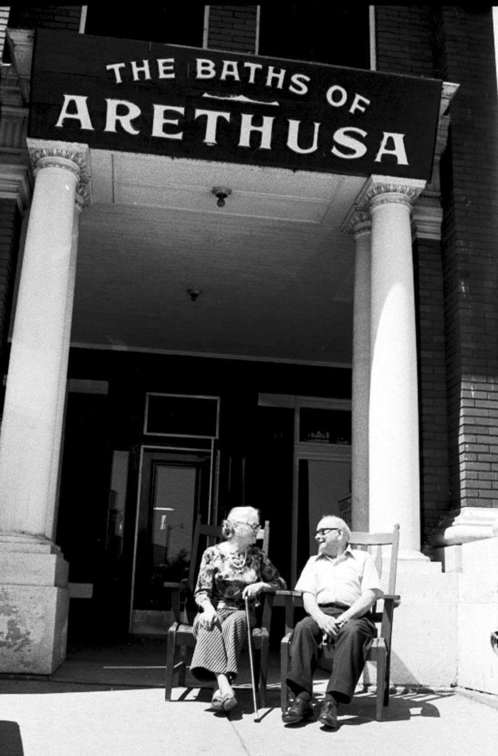 Arethusa Bath House Photos